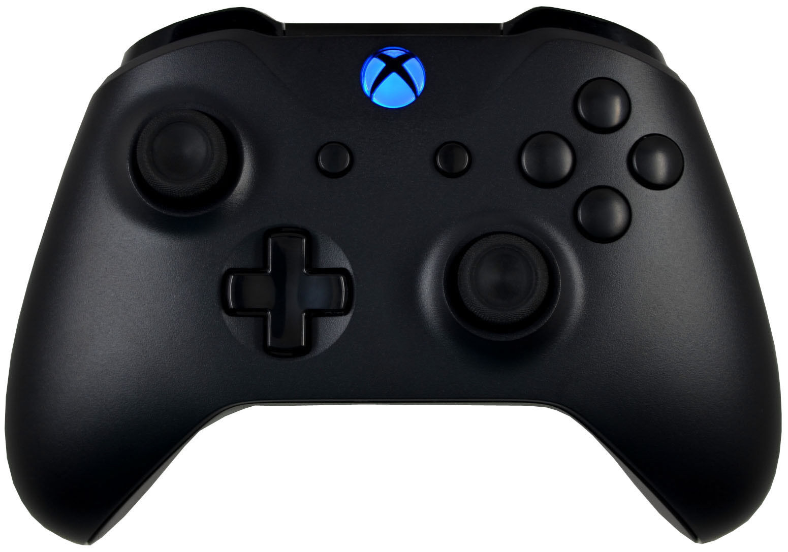 BLACK OUT 5000+ Modded Xbox One S Controller, All Shooter Games incl COD WWII 2
