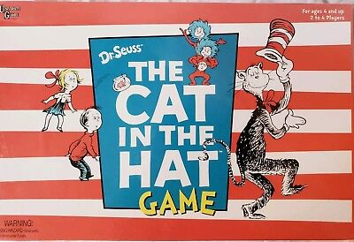 University Games THE CAT IN THE HAT - The Cat In The Hat Games