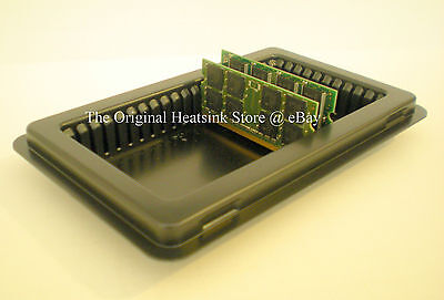 Laptop-notebook Sodimm Ddr-ddr2-ddr3 Memory Tray-box Container (4 Fits 80)