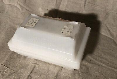 Wafer 100 Mm Carrier Tray Cassette Cartridge Holder Pffe Teflon Monsanto 25 Slot
