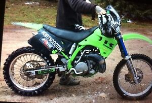 Looking for 92-93 kx250 parts