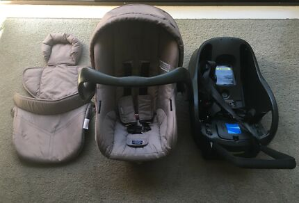 Baby car seat - Steelcraft