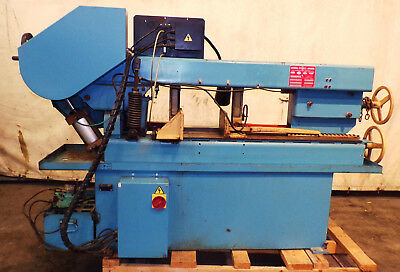 Doall Horizontal Band Saw C-916m 2hp 1750rpm Band Length 158
