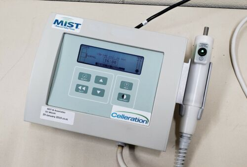 Celleration Model CP-80004 MIST Ultrasound Healing Therapy Machine