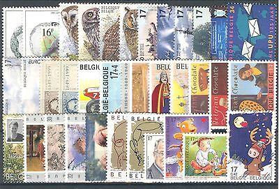 BE - BELGIUM 1999 complete year set MNH