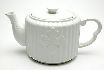 Antique Reflections Ceramic Large Tea Pot. Unused. Nice Looking & Unusual. (Large Tea Pot Ceramic)