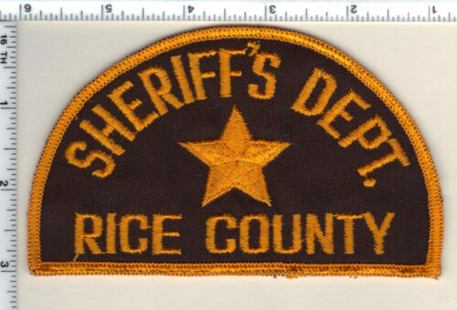 Rice County Sheriff