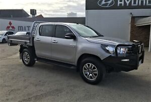 2017 Toyota Hilux SR (4x4) Swan Hill Swan Hill Area Preview