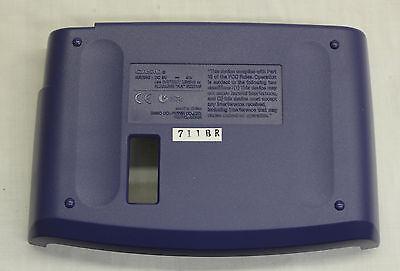 CASIO KL-60 LABELER BLUE TAPE CARTRIDGE BATTERY DOOR COVER