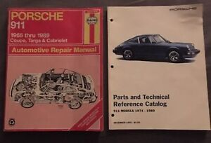 For Early 911 Porsches