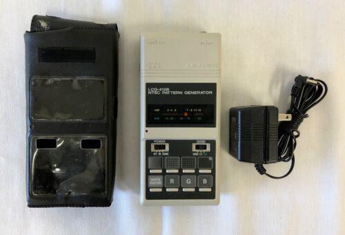 LEADER LCG-412B NTSC Pattern Generator