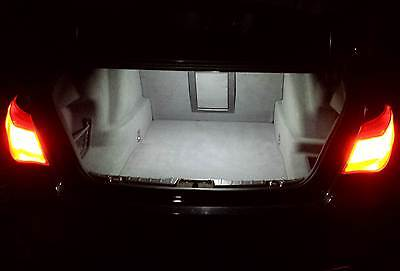 SMD LED Kofferraumbeleuchtung Opel Corsa D Meriva A Kofferraumleuchte Xenon