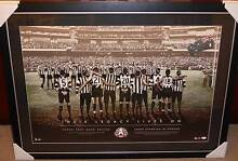 Collingwood Football Club Anzac Day Framed Print Melbourne CBD Melbourne City Preview