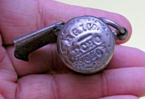 Antique B.G.I. Co. Echo 620 Whistle