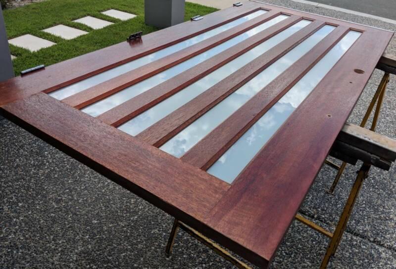 Hume XS45 Savoy 1200 Grand entrance door | Building Materials | Gumtree  Australia Ipswich City - Springfield Lakes | 1209680391