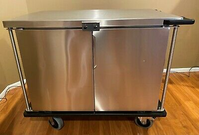 Case Cart Stainless Steel