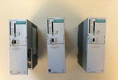 Siemens Simatic S7-300 6es7 315-2fj14-0ab0 Cpu315f-2 Pndp Open-box