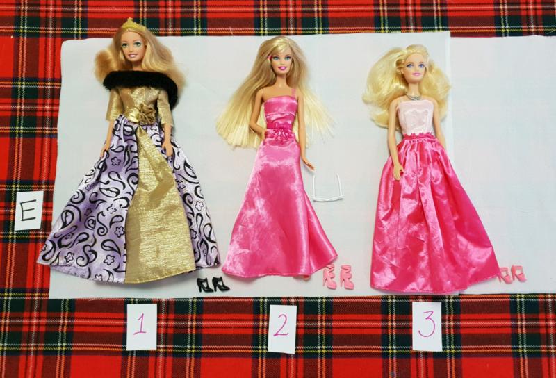 Barbie Evening Gowns!! | Toys - Indoor | Gumtree Australia Pine ...
