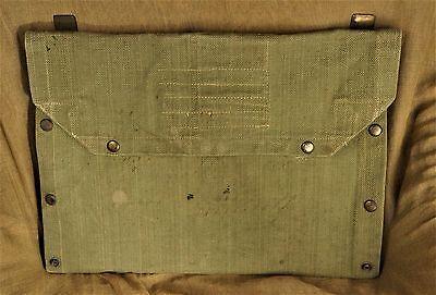 Rare WWII British P-37 Vehicle Map Case