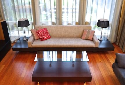 Jimmy Possum Sofa - Stunning, sleek modern lounge Willoughby East Willoughby Area Preview
