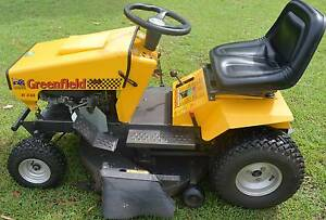 Greenfield Fastcut 32 ride on mower Tully Heads Cassowary Coast Preview