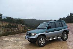 2000 Mitsubishi Pajero iO Lifted with Long Rego Epping Whittlesea Area Preview