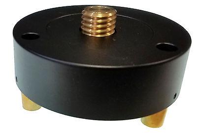 Screw Type Fixed Center Tribrach Adapter For Leica Topcon Trimble