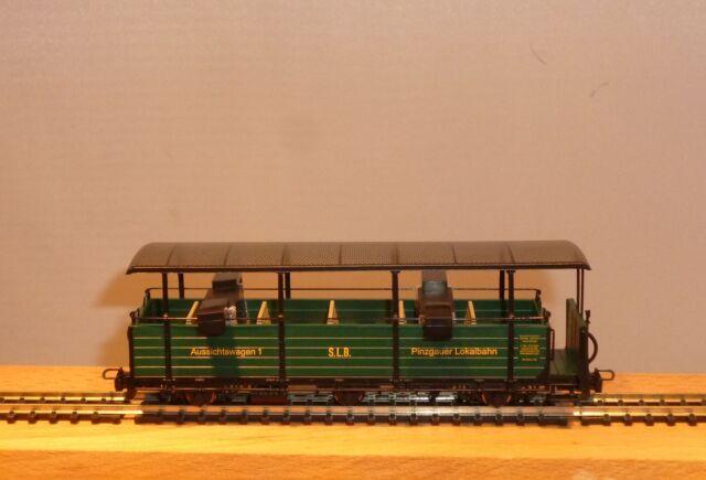 Liliput H0e 344411 Aussichtswagen S.L.B. Pinzgauer Lokalbahn  Ep.5    NEU & OVP