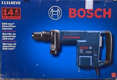 New Bosch 11316evs 14 Amp Sds-max Demolition Hammer Bm