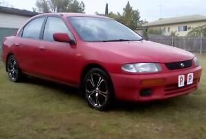 1995 Mazda 323 Sedan Frederickton Kempsey Area Preview