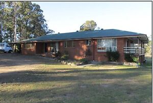 House and land for sale, with potential sub division. Nabiac Great Lakes Area Preview