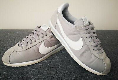 Nike Cortez UK9 Grey Trainers