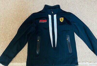 Ferrari Scuderia F430 Softshell Jacket - Original Supplied with Car