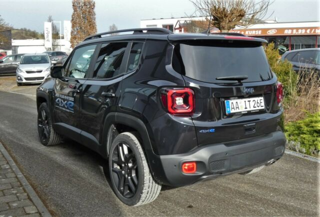 JEEP Renegade Limited Plug-In-Hybrid 4Xe