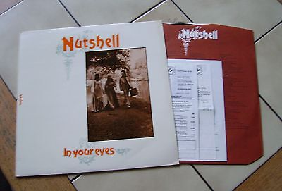 Nutshell - In Your Eyes RARE NM Condition LP RARE New Age Religieus