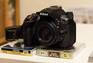 Nikon D5300 + good quality all-purpose lens and accessories Petersham Marrickville Area Preview