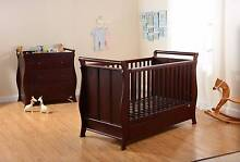 baby cot and mattress Roxburgh Park Hume Area Preview