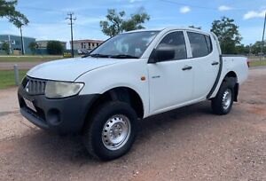 2007 Mitsubishi Triton Dual Cab. GREAT VALUE!! Holtze Litchfield Area Preview