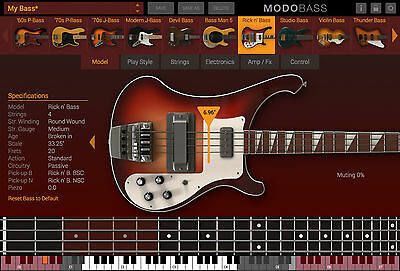 Мультимедийная программа NEW IK Multimedia Modo