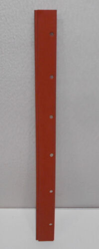 """Lot of 12 Carlisle 12"""" Red Squeegee Gum Rubber Refills 4105700"""