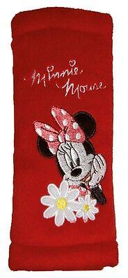 Gurtpolster Disney Minnie Mouse Auto Autogurtpolster Polster Gurtpolsterung Neu