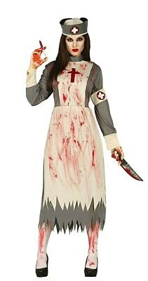Halloween Kostüm Damen sexy Krankenschwester TOP wie neu !