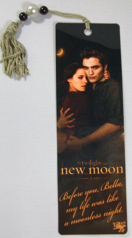 The Twilight Saga New Moon Edward & Bella Bookmark