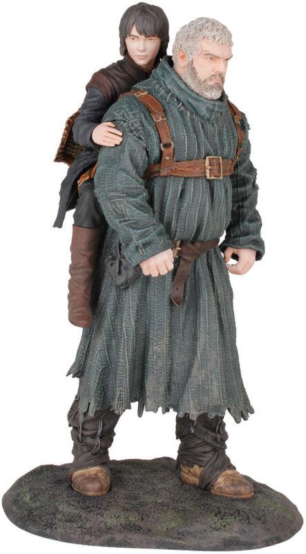 NEW Dark Horse Game of Thrones Hodor and Bran Figure