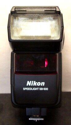 Вспышки Nikon SB-600 SB600 Speedlight Flash