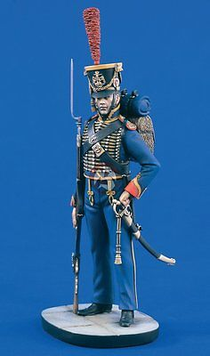 Verlinden 120mm 1/16 Marine of the Guard Soldier Imperial Guard Napoleonic 1583