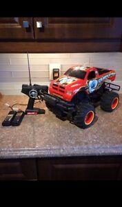 Auto téléguider/Monster truck