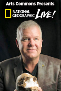 2 great tickets for National Geographic Live April 9