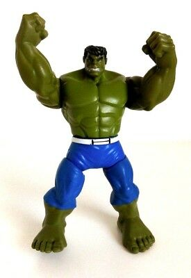 Marvel Hulk and the Agents of S.M.A.S.H Fist Smashing Hulk Exclusive Figure
