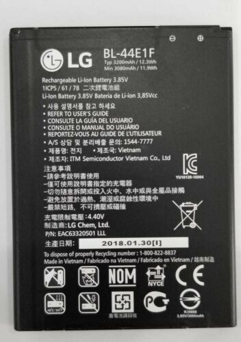 LG BL-44E1F 3200mAh Original Battery for V20 H910 H918 V995 LS997 NEW!!!!!!!!!!!